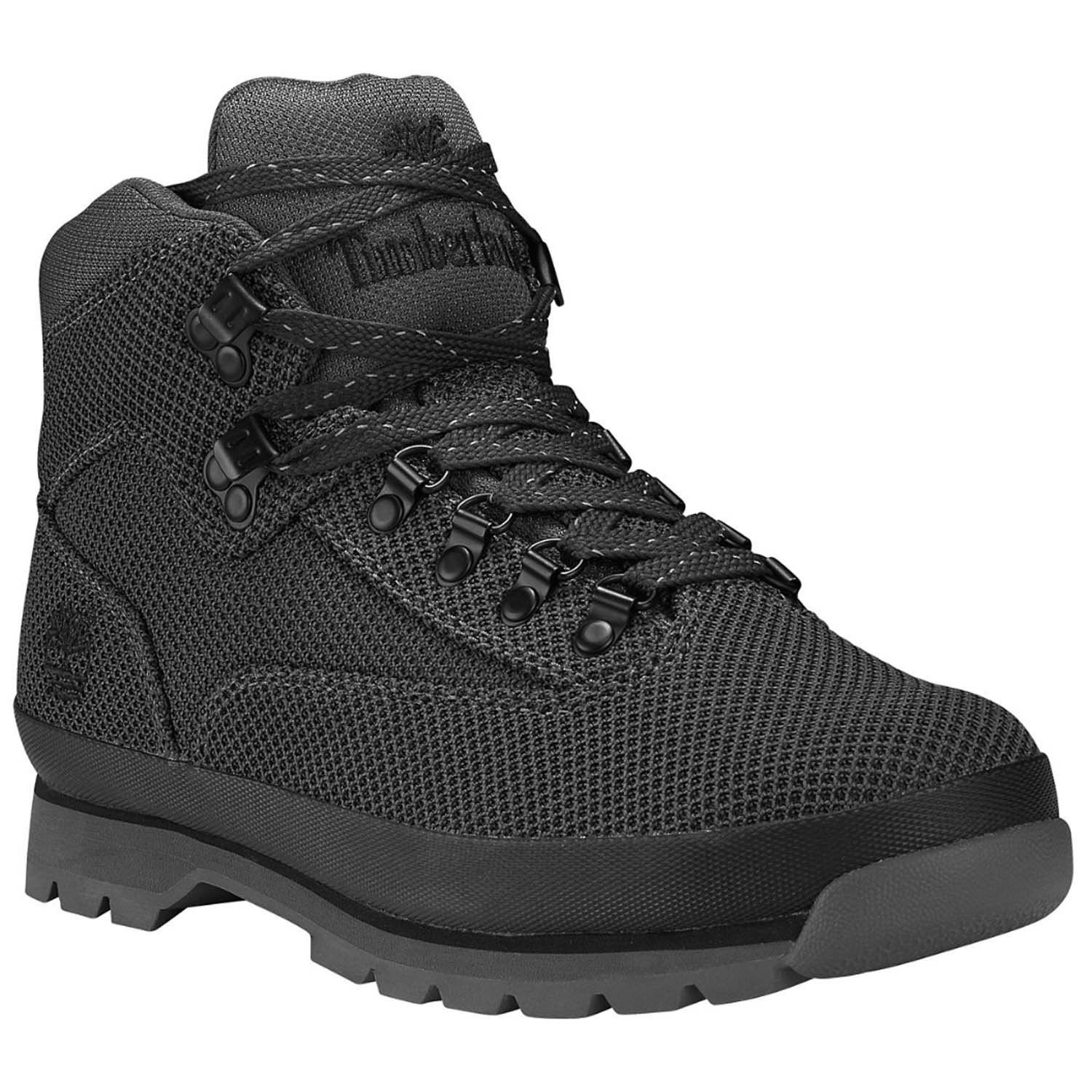 TIMBERLAND Euro Hiker Fabric Men | Black (TB0A1O33)