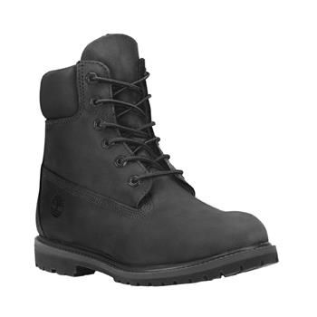 timberland chaussure femme noire