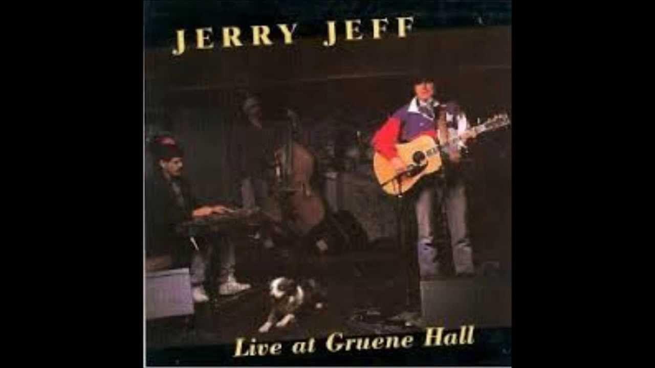 Jerry Jeff Walker Trashy Women Jerry Jeff Walker Hank Williams Country Music Videos