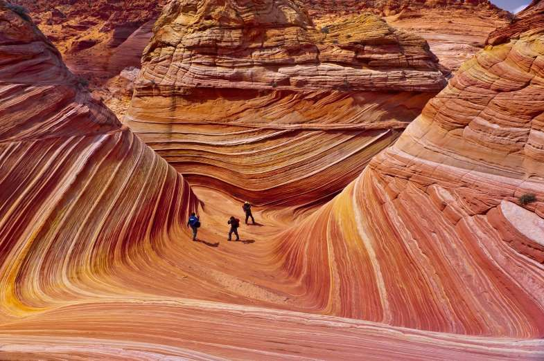 The Wave Arizona - Blaine Harrington III/Getty Images