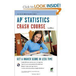Download free AP Statistics Crash Course (Advanced Placement (AP