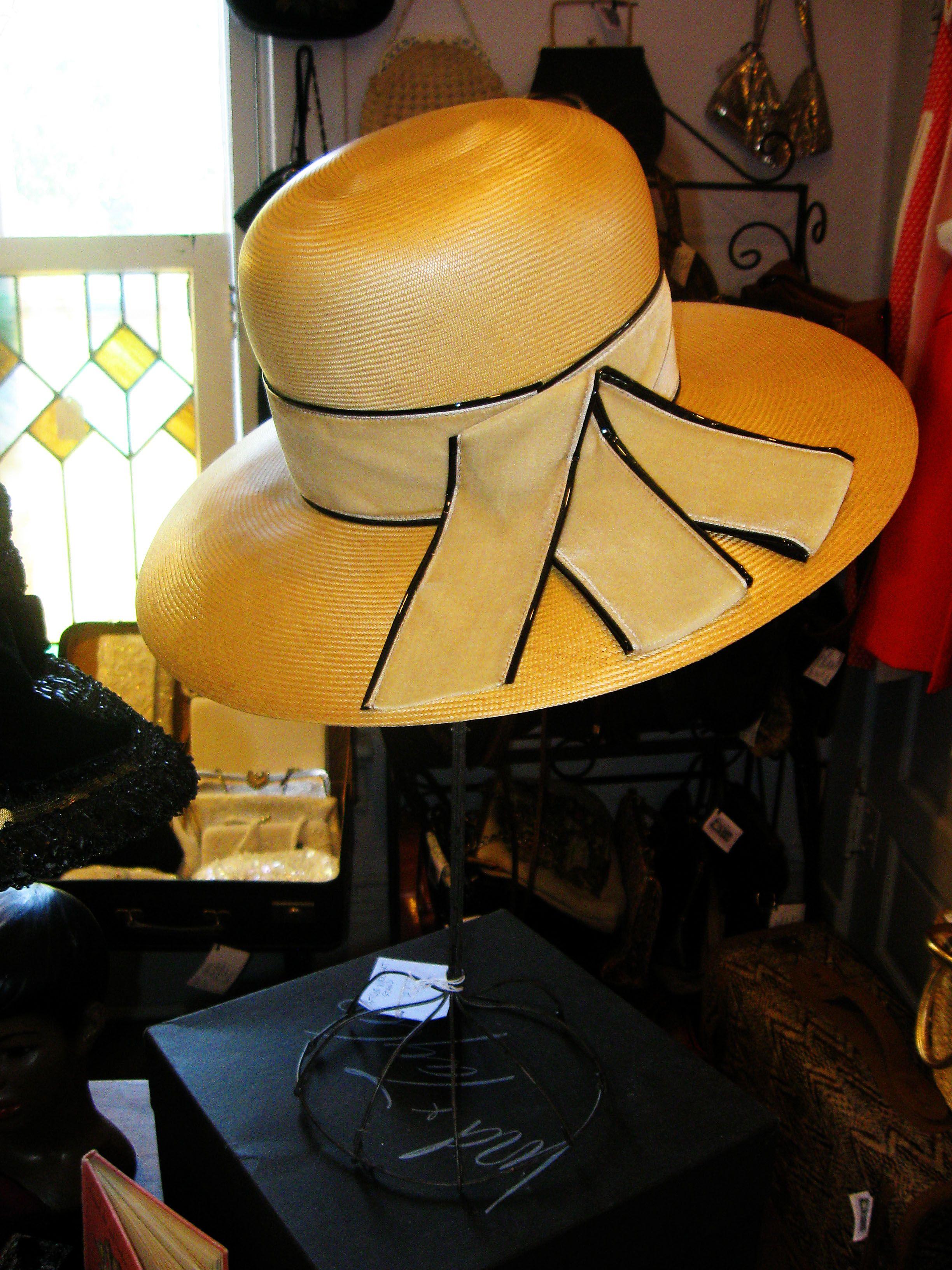 Vintage Hat Ram Hats Vintage Cool Hats Victorian Hats