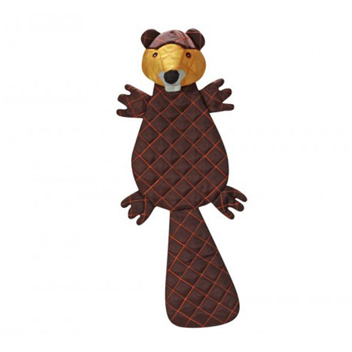 Hugglehounds Tuffut Luxx Dog Toy Beaver With Images Dog Toys