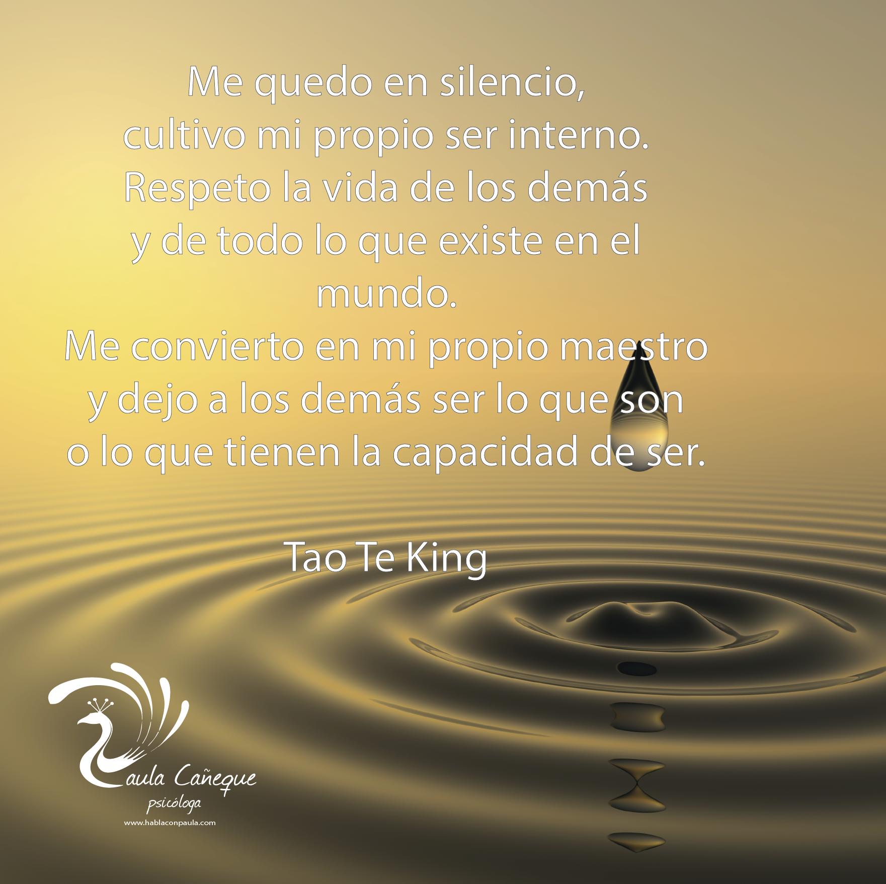 Tao Te King Tao Spirituality Best Quotes