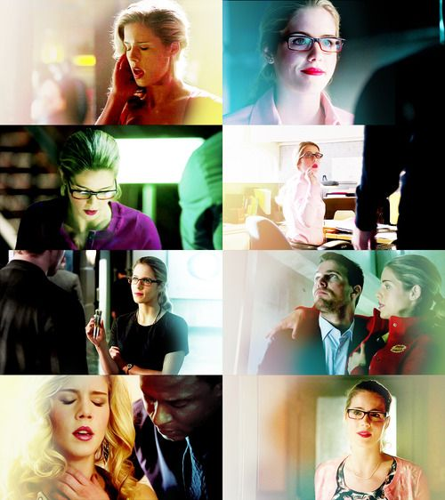 Felicity Smoak, M.I.T. class of '09. #Arrow #Olicity