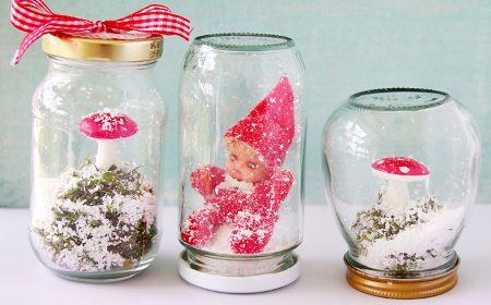 No tires los envases y botellas de vidrio reutiliza este - Jarrones decorativos para jardin ...