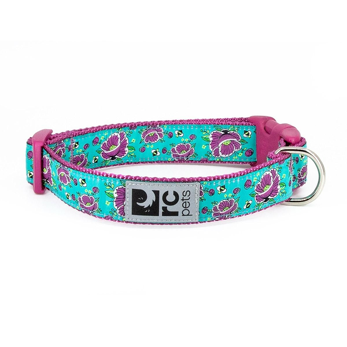 All The Buzz Adjustable Clip Dog Collar By Rc Pet Dog Collar Pet Hacks Pet Steps