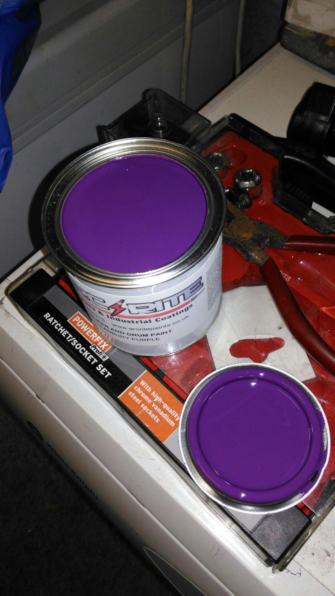 Cadbury Purple Brake Caliper Paint Lush Caliper Paint Calipers Brake Calipers
