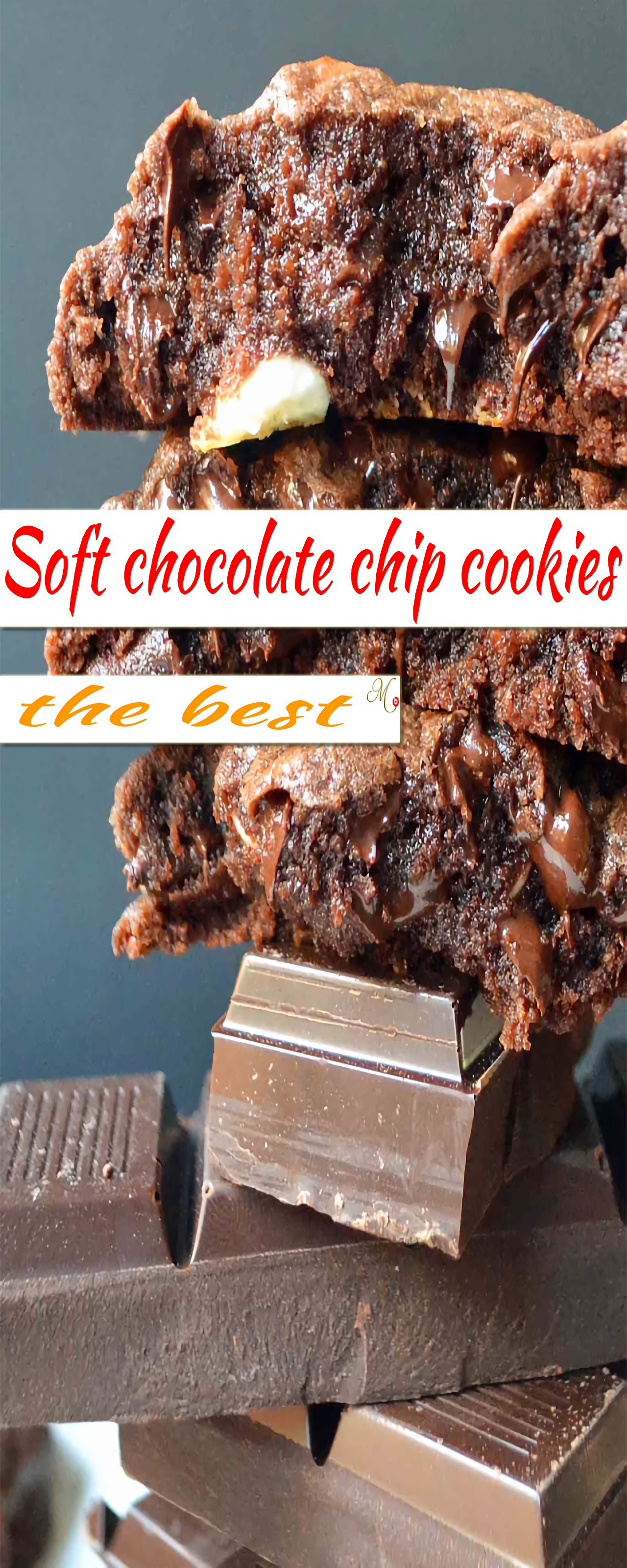 These Are The Best Comfortable Chocolate Chip Cookies No