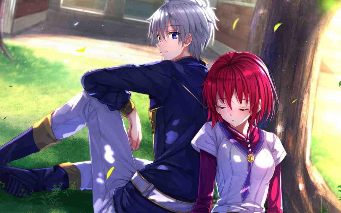 Download anime akagami no shirayukihime season 2 bd