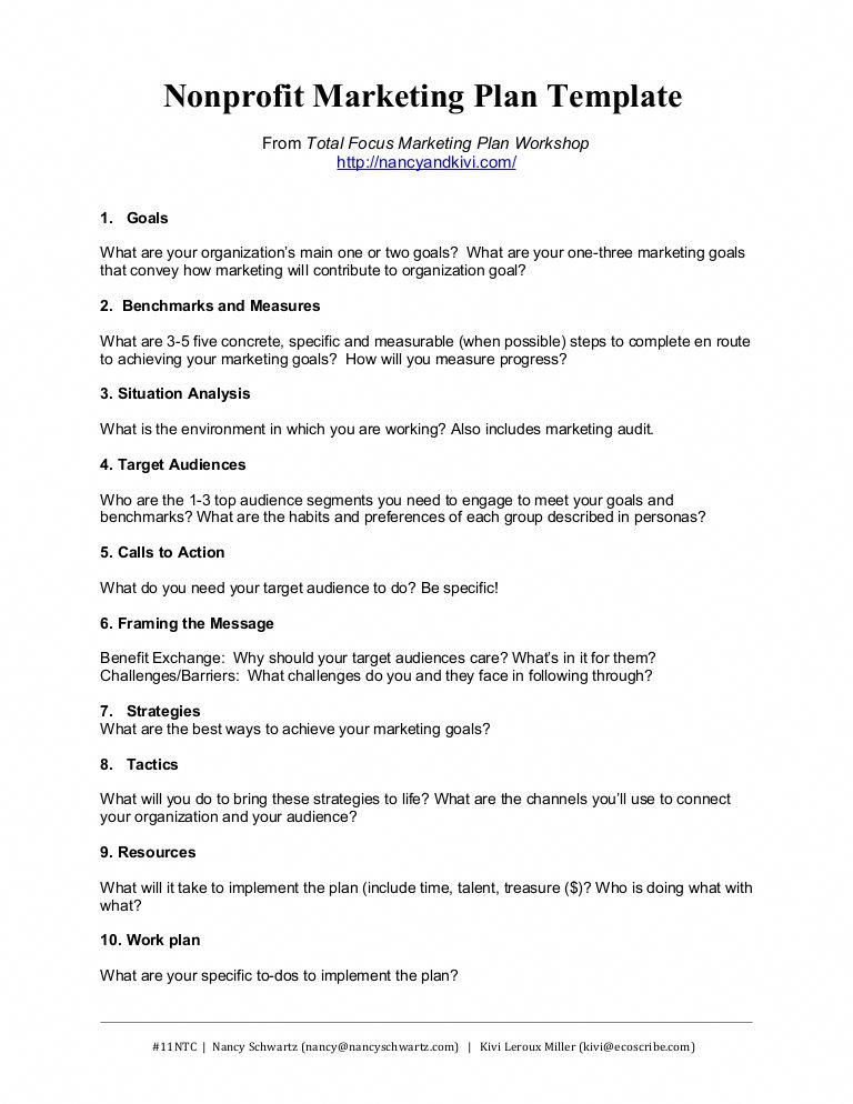 fundraising goal RaisingFundsTips Marketing plan