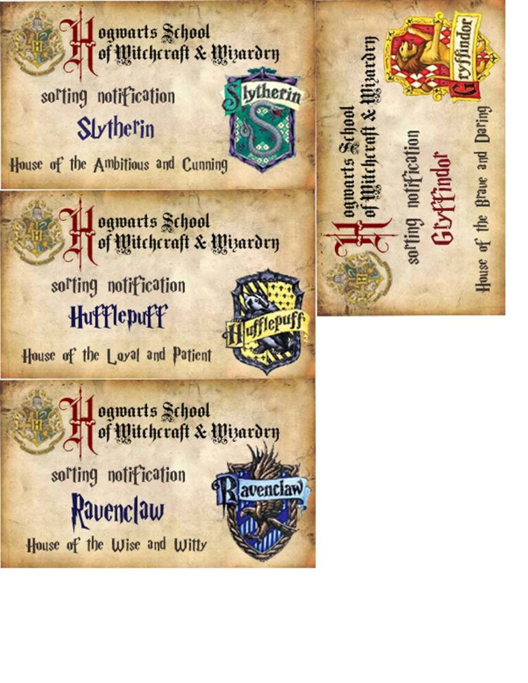 Harry Potter Free Party Printables. Oh My Fiesta! For