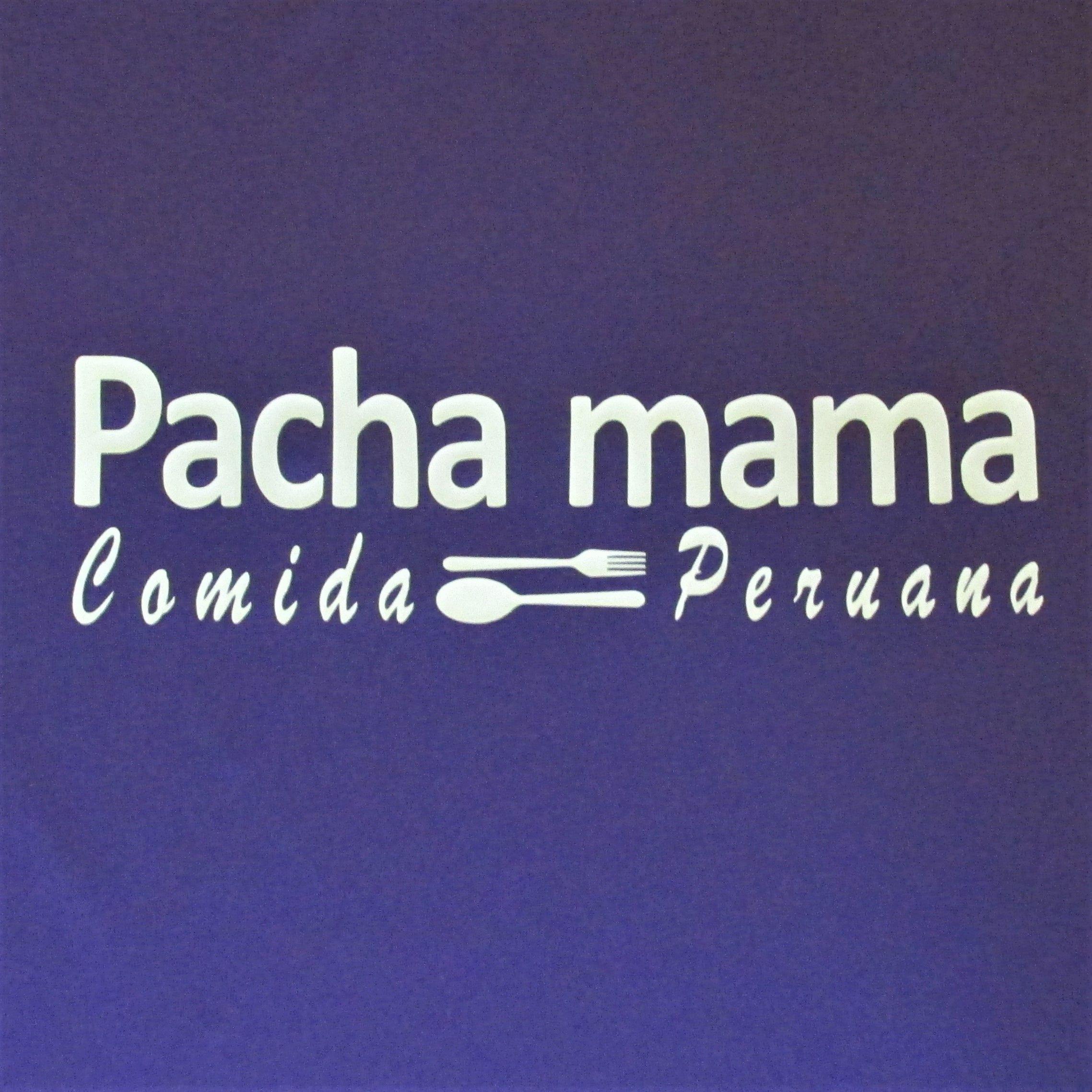 Diseño publicidad Pacha mama en vinilo textil.  botextilprint  serigrafia   bordado  vinilotextil b00e9b271b188