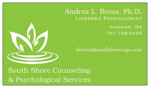 Psychologist, therapist and counselor in Hingham, MA