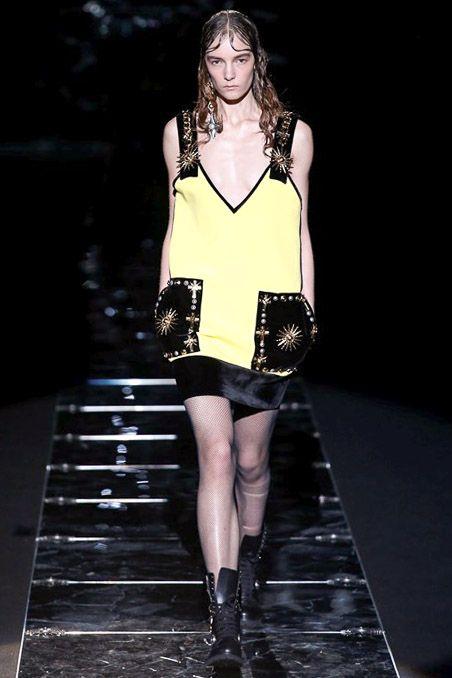 Fausto Puglisi Fall 2015 RTW Runway – Vogue