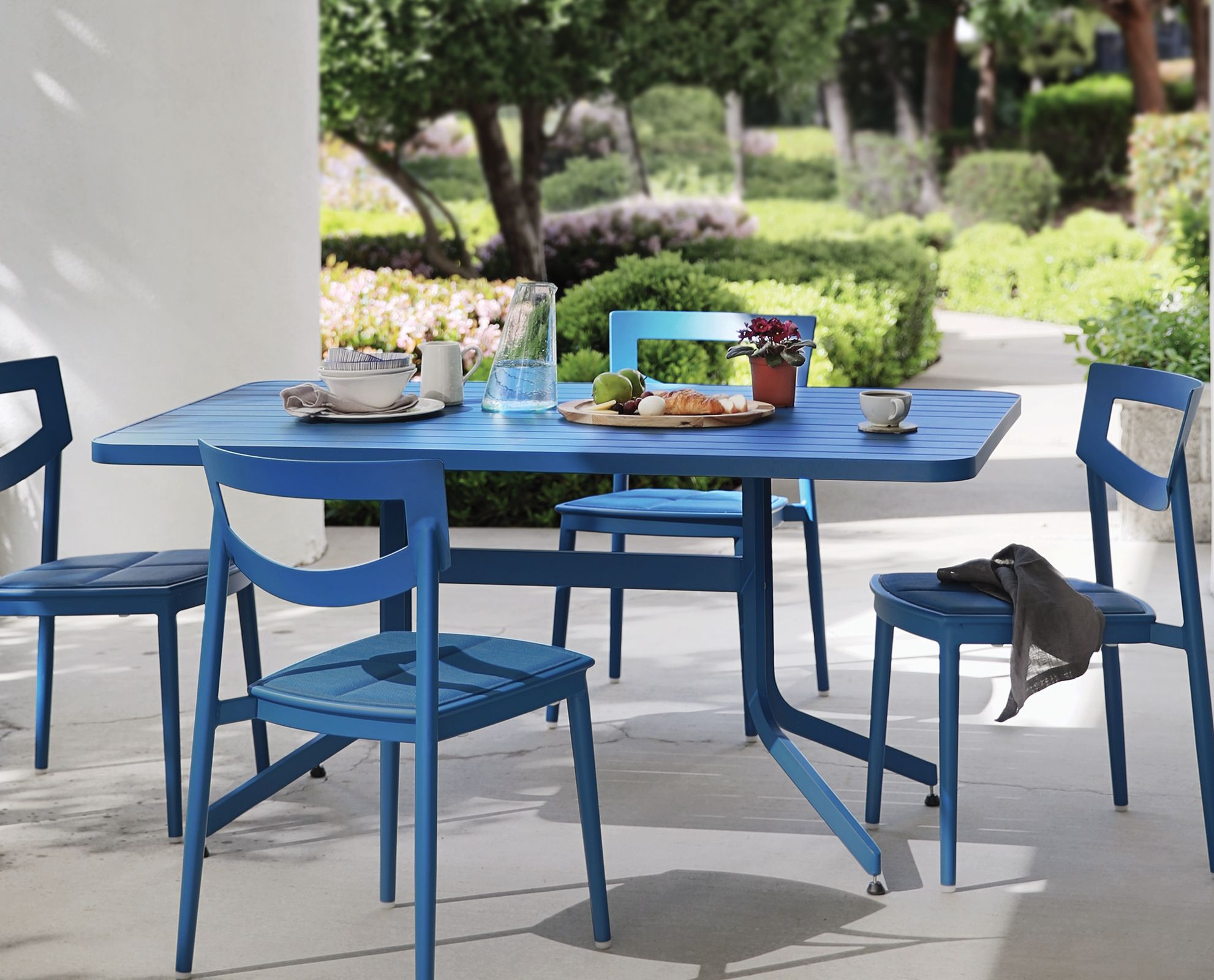 Synne Rectangular Dining Table By Scandinavian Designs The Blends Clic Picnic Design With Modern Day Style