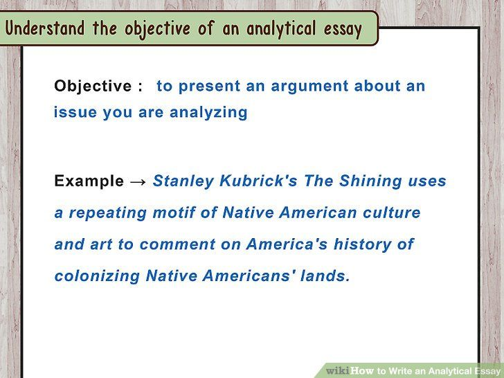 How To Write An Analytical Essay Reflective Example Rhetorical Analysi Format Analitical