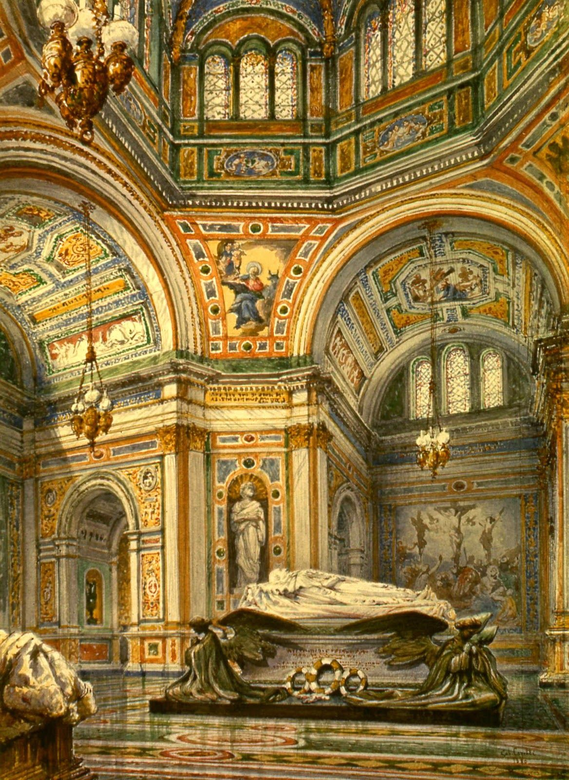 Royal Mausoleum Frogmore Victoria Regina Et Imperatrix
