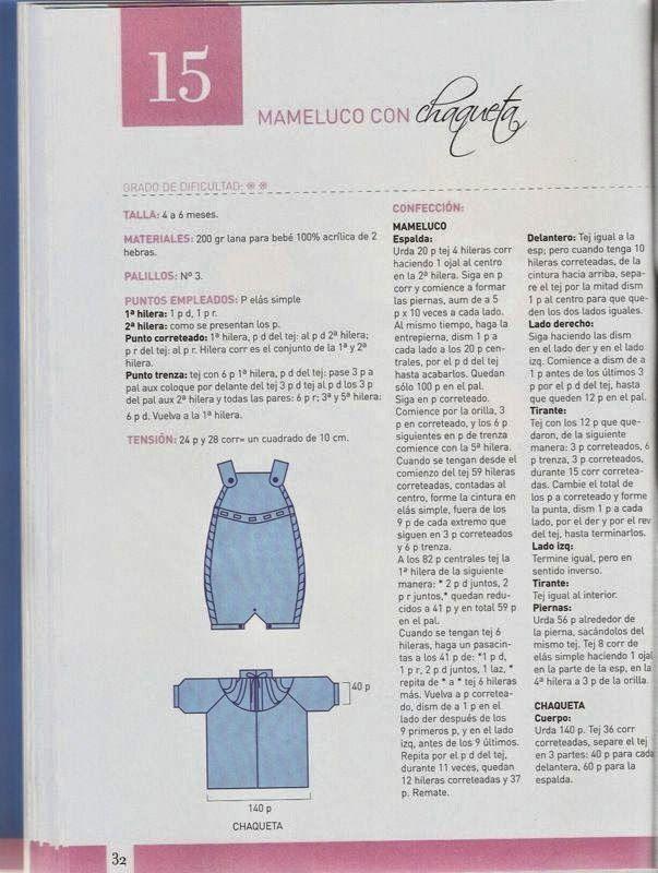 Pin de Silvana Yannotti en tejidos | Pinterest | Bebé, Tejido y ...