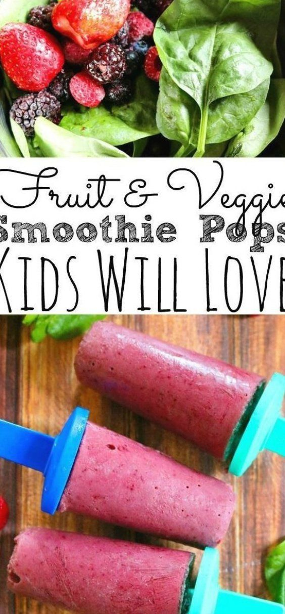Looking for a delicious hidden smoothie recipe for picky eaters This Fruit and … – Carey&CleanEatingS