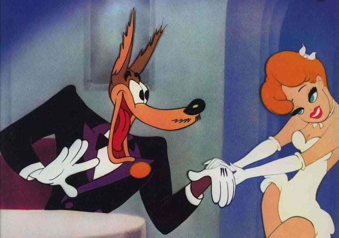 Image Result For Tex Avery The Wolf In 2019 Tex Avery
