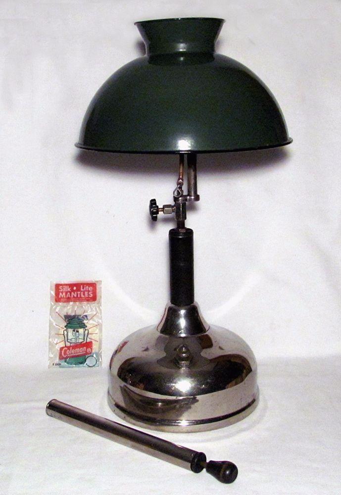 Coleman Lantern Co Quick Lite Gas Lamp 1925 Coleman Lamp Lamp Coleman Lantern