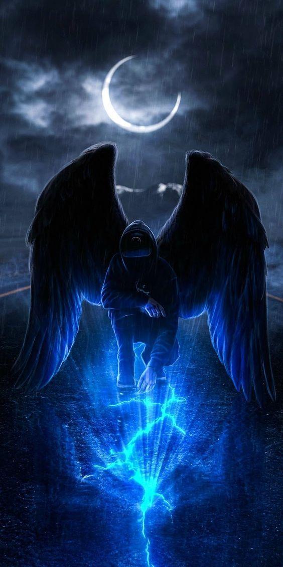 The Seven Deadly Sins X Reader Discontinued The Ball Anime Fallen Angel Art Fantasy Artwork