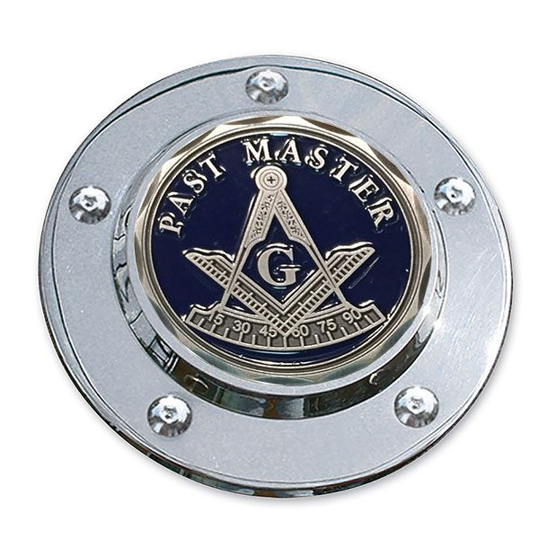 Masonic Past Master Timing Cover Coin Mount  www motordog69