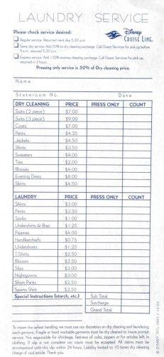 DCL Laundry Service Order Form | Travel | Pinterest | Service order on long form, birthday form, dramatic form, master form, written form, dinner form, short form, urban form, graduation form,