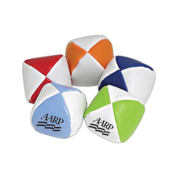 2 assorted color bean bag ball hacky sack assorted color bean bag hacky