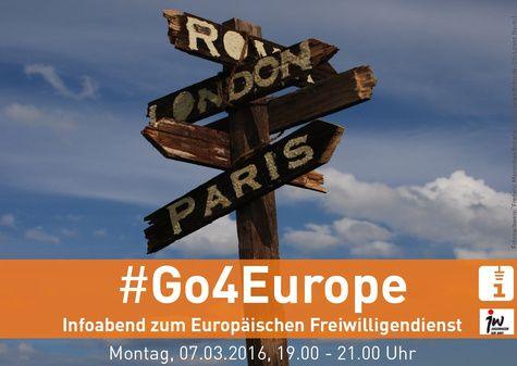 tipsntrips Jugendinformation Stuttgart: #Go4Europe