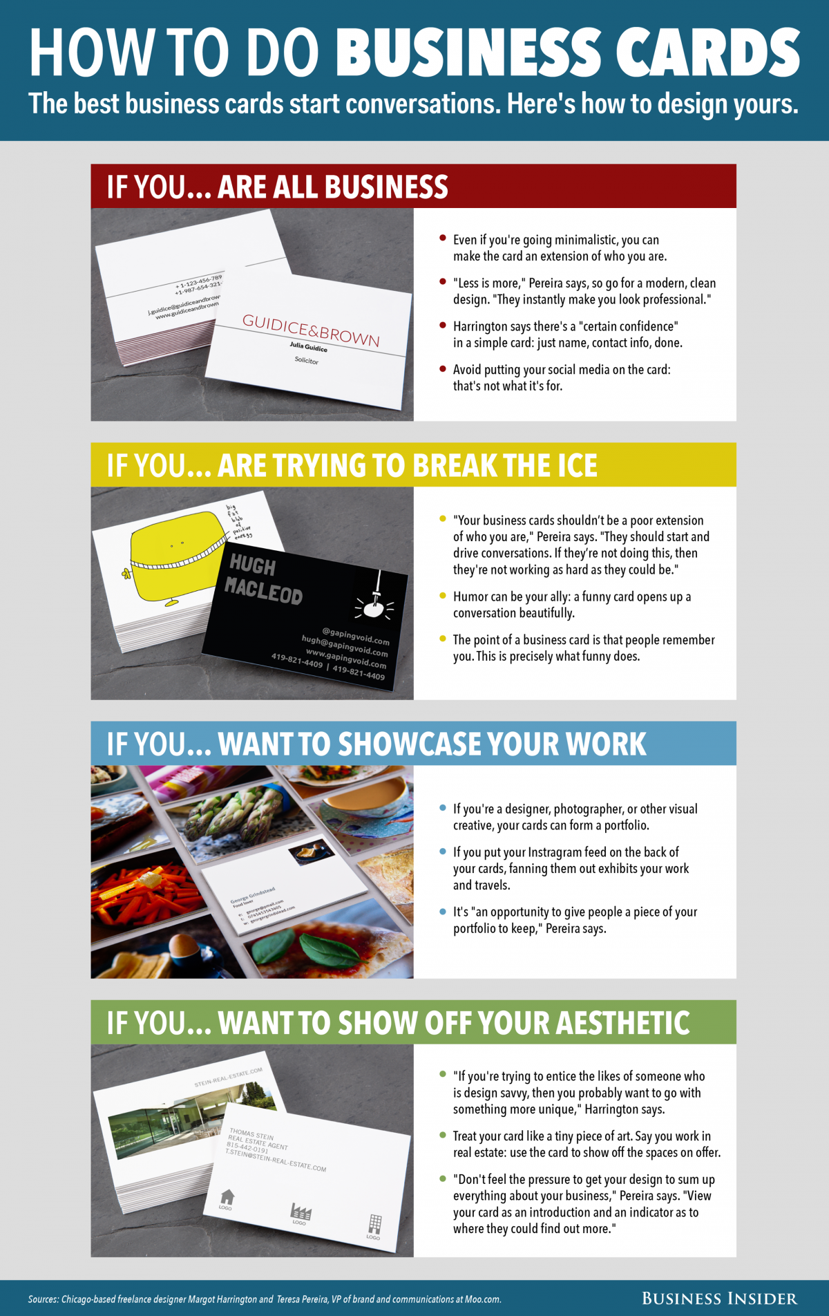 Here Are The Secrets To A Great Business Card | Pinterest | Business ...