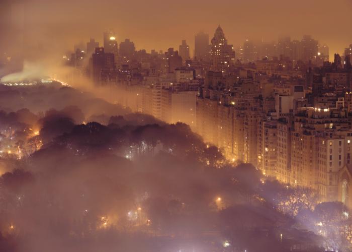 New York at Night (by JC Richardson), lovely