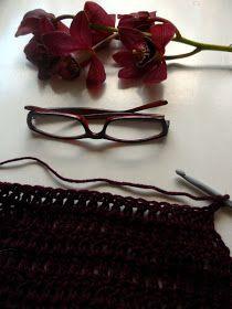 Paljonko mulla olikaan   aikaa suunnitella...?     http://omakoppa.blogspot.fi/2012/10/viininpunaista-villaa.html           Virk...