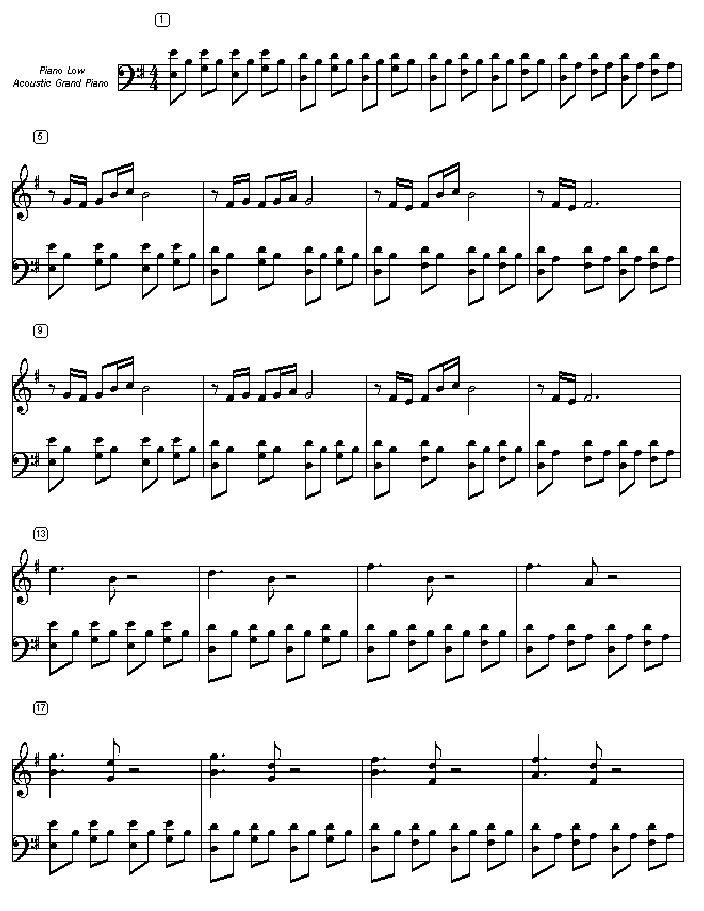 Comptine D Un Autre été Guitar Tutorial Music Notes For Comptine D Un Autre 201 T 201 L Apres Midifrom