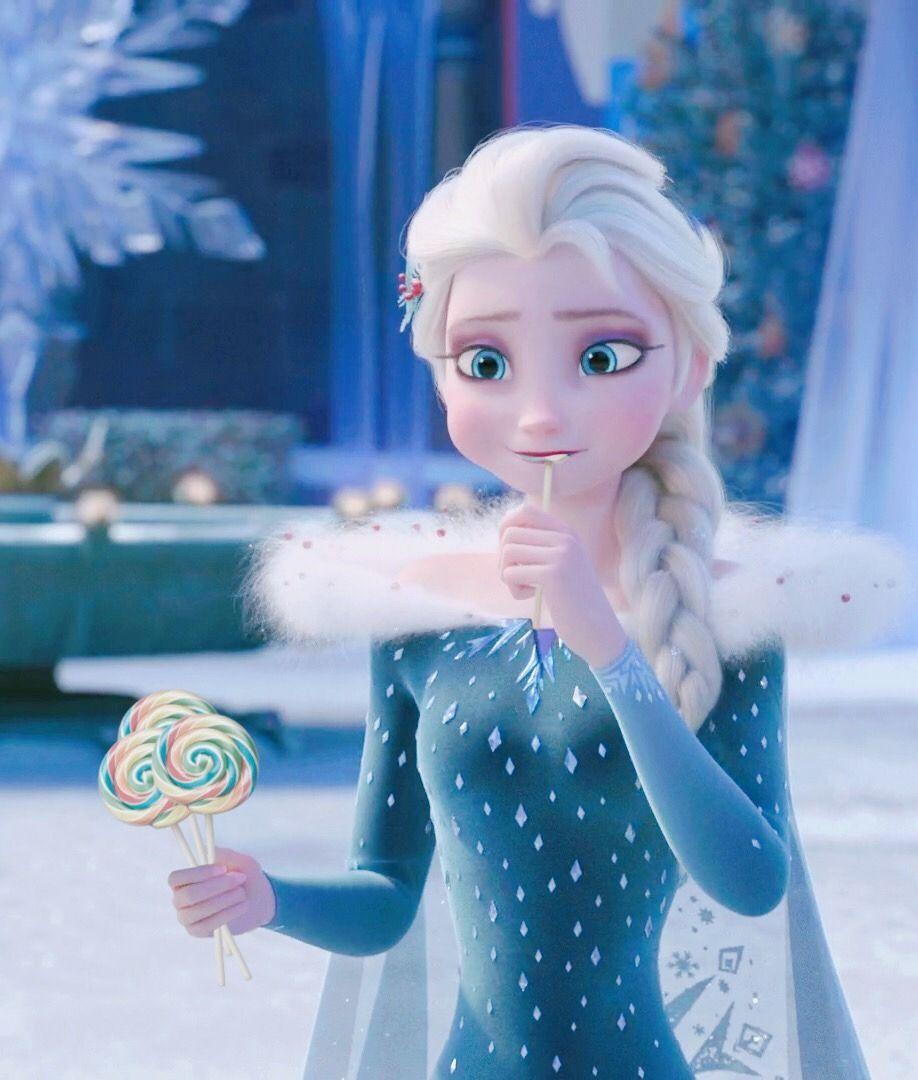 Elsa Disney Fofa Desenhos De Princesa Da Disney Papel De Parede Fofo Disney