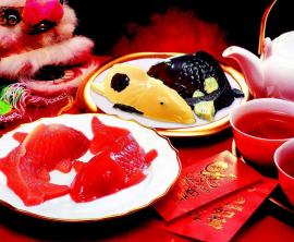 Repas Nouvel An chinois classique #repasnouvelan