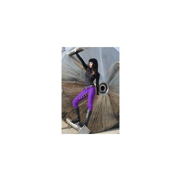 Ksenia Solo Lost Girl ❤ liked on Polyvore