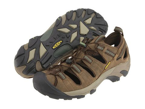 Keen Arroyo II (Slate Black/Bronze Green) Men's Hiking Shoes