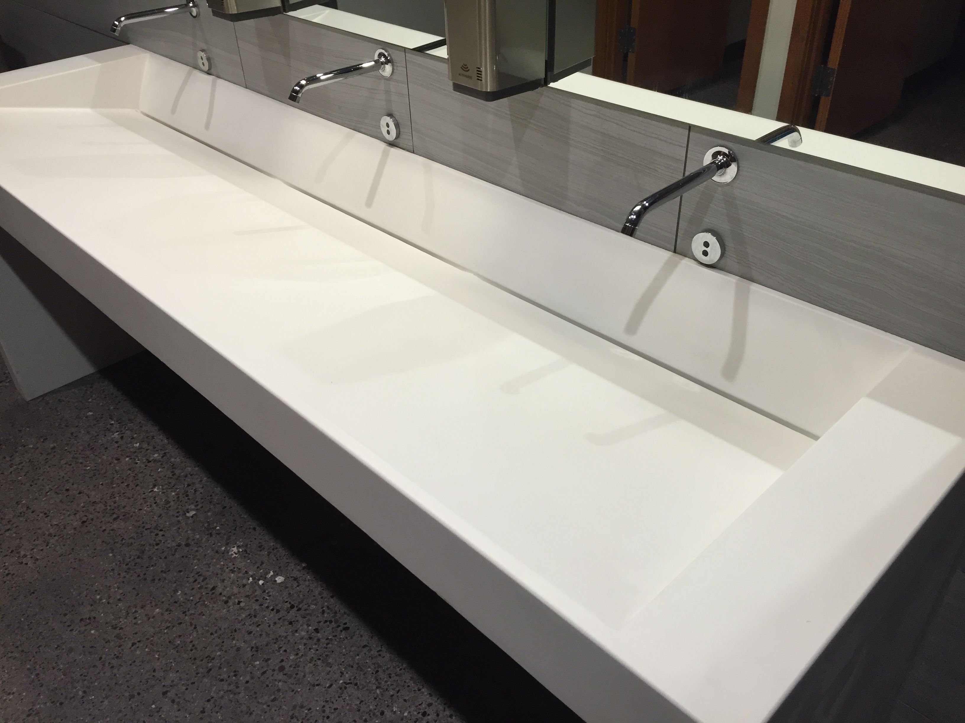 Vandermill Cider - Grand Rapids, MI Precast Concrete Trough Sink ...