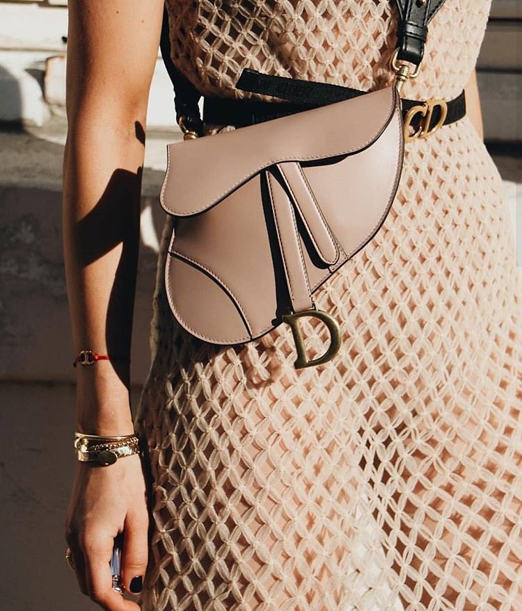 Image result for mini dior designer bags pics with model
