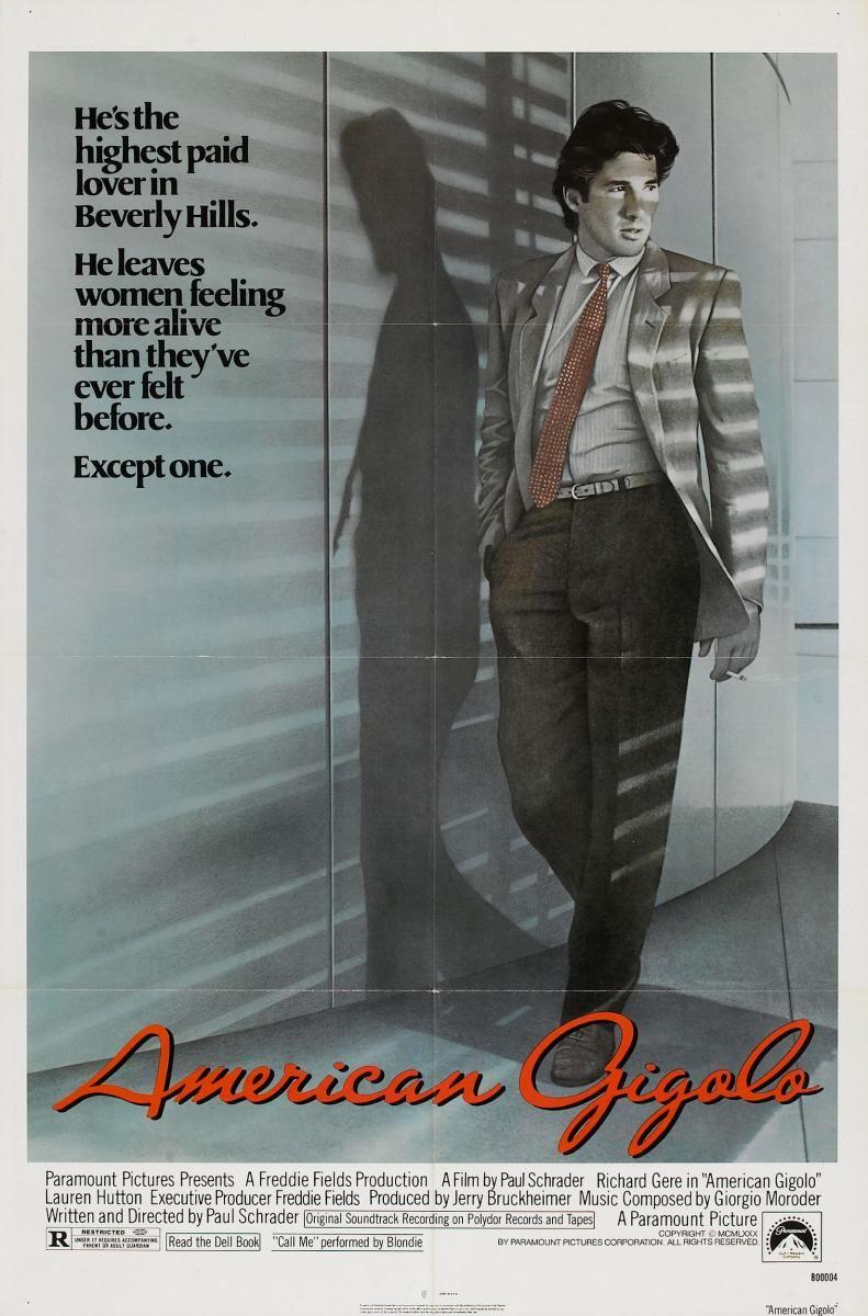 AMERICAN GIGOLO // usa // Paul Schrader 1980