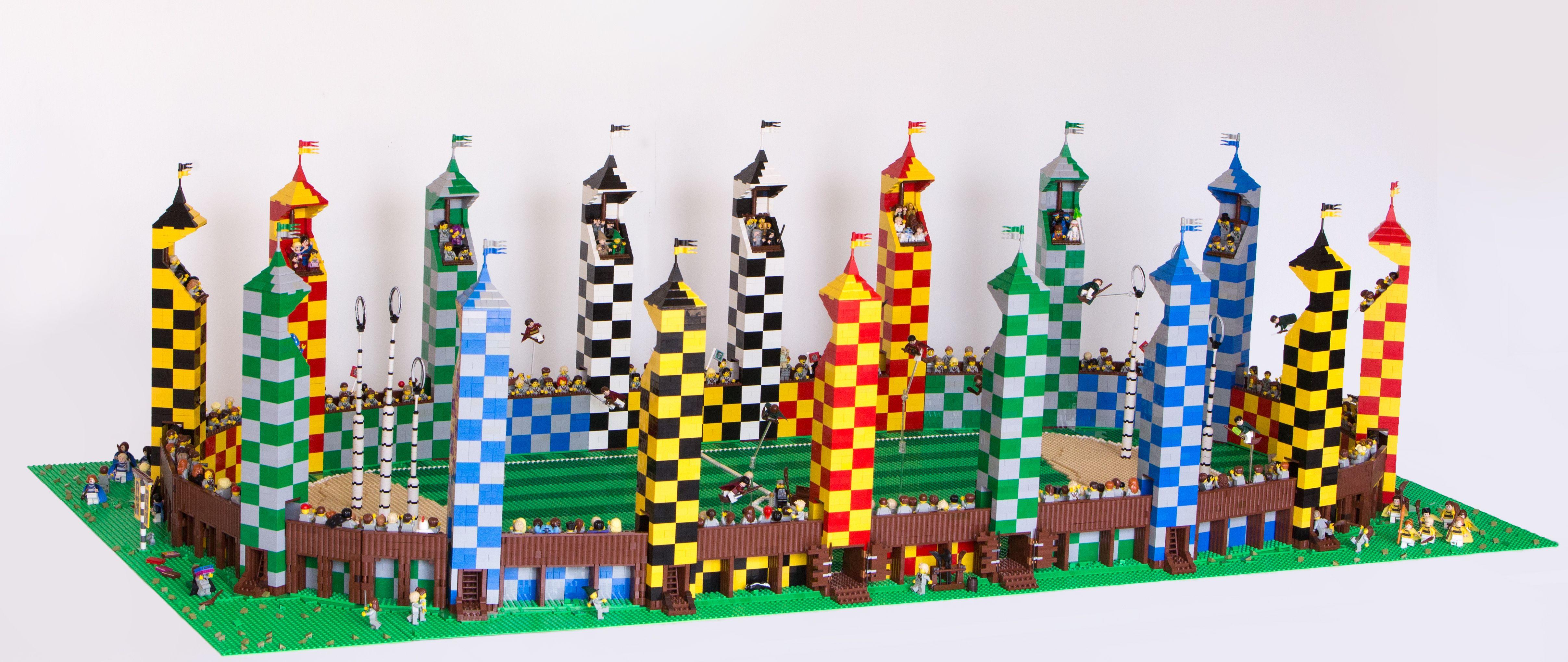 LEGO® Harry Potter™ 75956 Quidditch™ Turnier