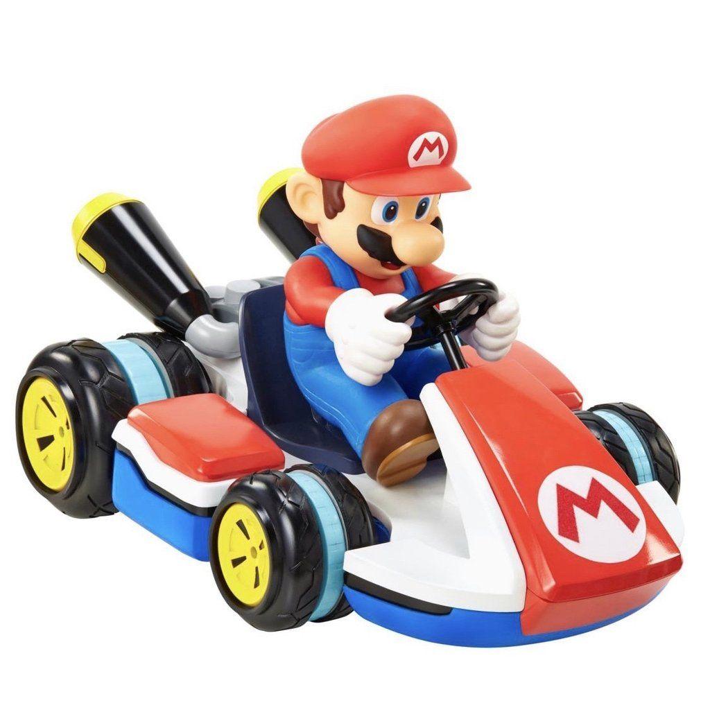 Nintendo Mario Kart 8 Mini Anti Gravity R C Racer 02497 Best Buy Mario Kart Super Mario Kart Nintendo Mario Kart