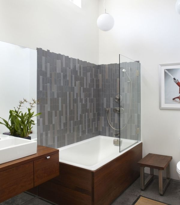 Small Bathroom Tub And Shower Combo: Unique Bathtub And Shower Combo Designs For Modern Homes
