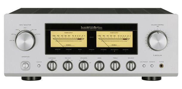 Luxman L-550AX, integrato in pura Classe A - Quotidiano Audio