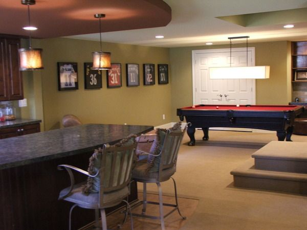 Finished Basements Plus Photo Set   Finished Basement Photos In Ann Arbor,  Michigan Home