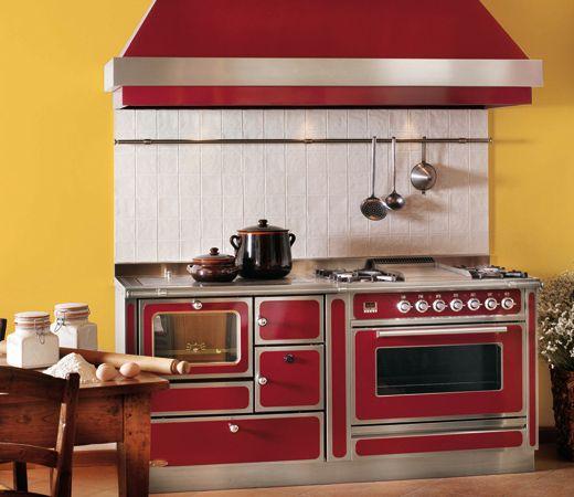 Monte Rosa - Wekos srl - Termostufe - Cucine a legna - Termocucine ...