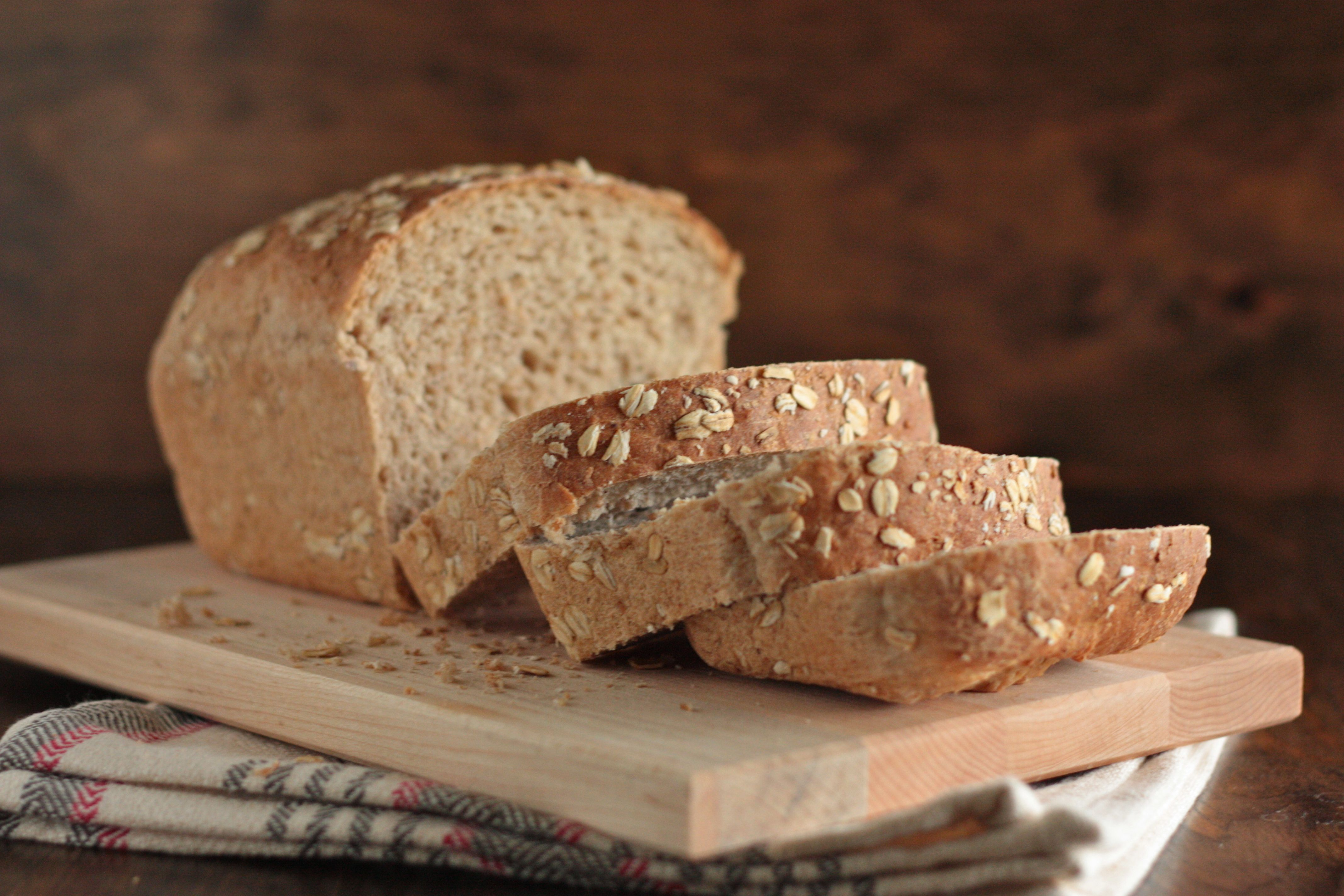 How to tuesday how to make multigrain bread multigrain bob s how to tuesday how to make multigrain bread ccuart Gallery
