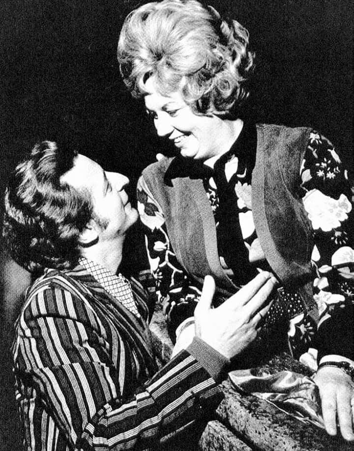 """Cristina Deutekom & Alfredo Kraus in Bellini's """"I Puritani"""" Buenos Aires,1972"""